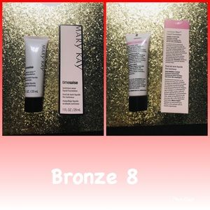 Mary Kay Time wise. bronze 8